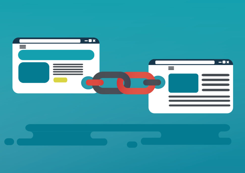 Building a solid linking profile can be a serious challenge. ¦ Shutterstock