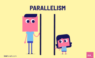 Parallelism is a literary device wherein a writer uses elements with a similar grammatical structure to craft a sentence or paragraph.