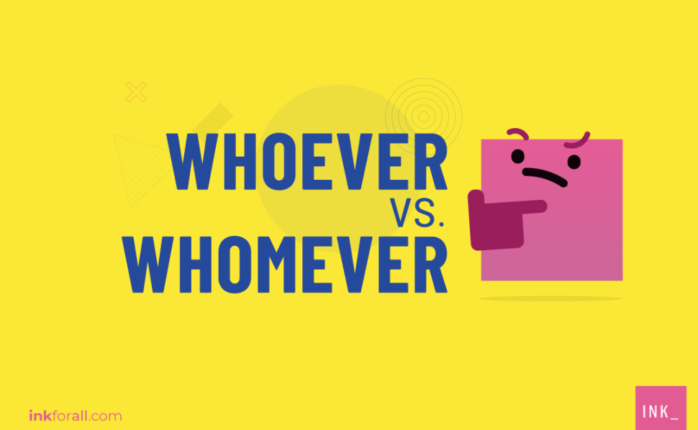 Whoever is a subject pronoun. Meanwhile, whomever is an object pronoun.