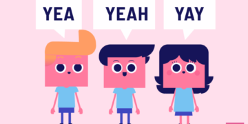 Yea, yeah, and yay are all real words that mean different things. Both yeah and yea both mean yes, while yay is an exclamation of joy or excitement.
