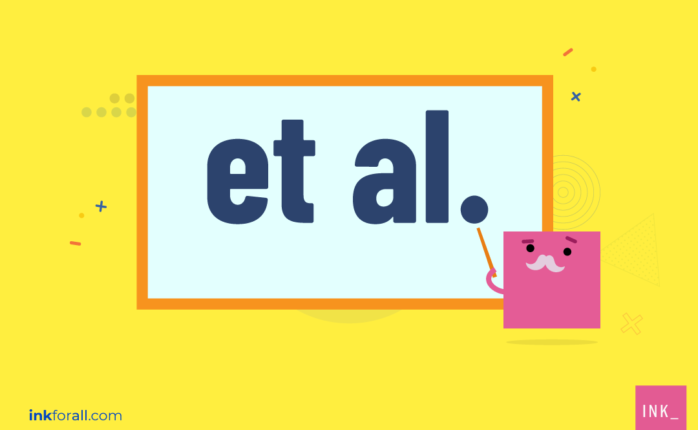 Et al. is an abbreviation for the Latin phrase et alia, which means and others in English.